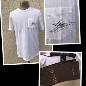 Gucci style men's t shirt